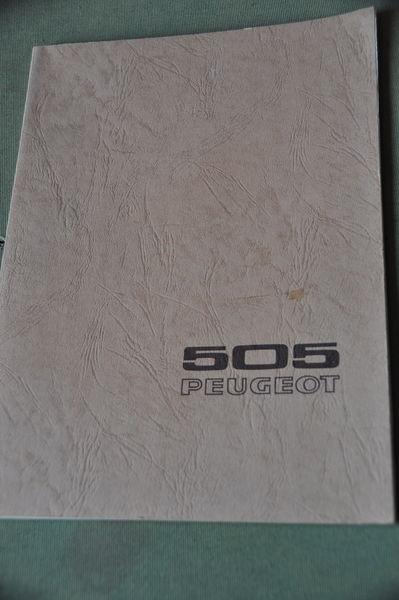 Catalogue de la 505 Peugeot de 1979 6 Saint-Germain (10)