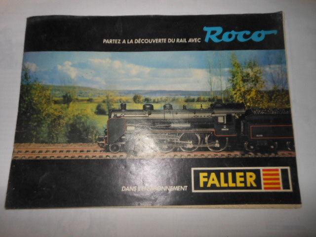 catalogue ROCO FALLER pa73 3 Grézieu-la-Varenne (69)