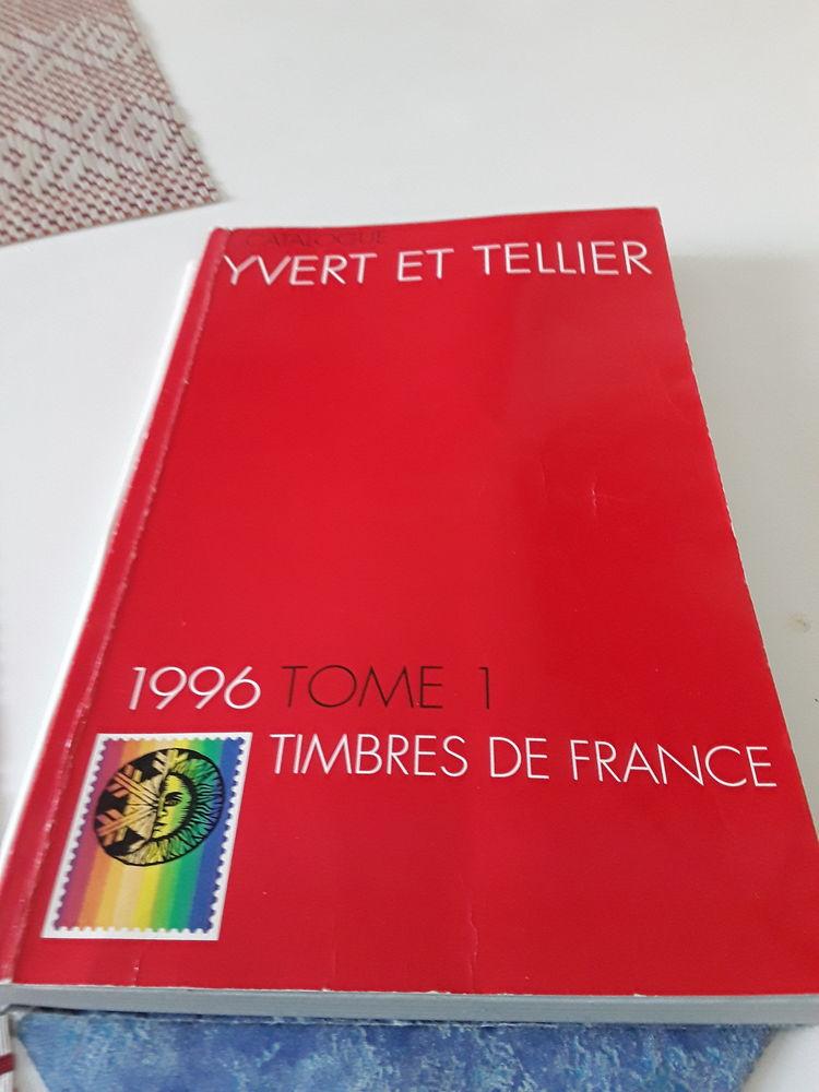 Catalogue de timbres 3 Thorigné-Fouillard (35)