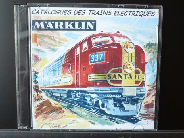 78 catalogues documents trains électriques Marklin sur CD CD et vinyles