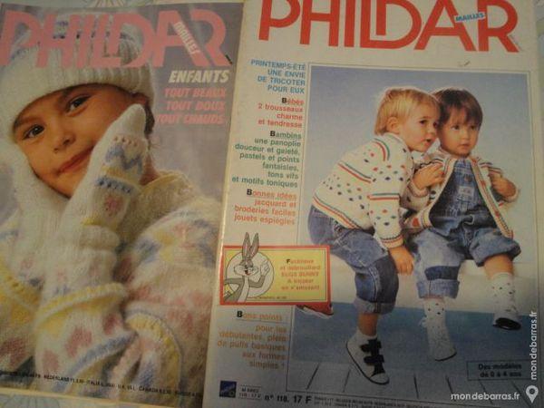 Catalogues Phildar enfants 2 Morsang-sur-Orge (91)
