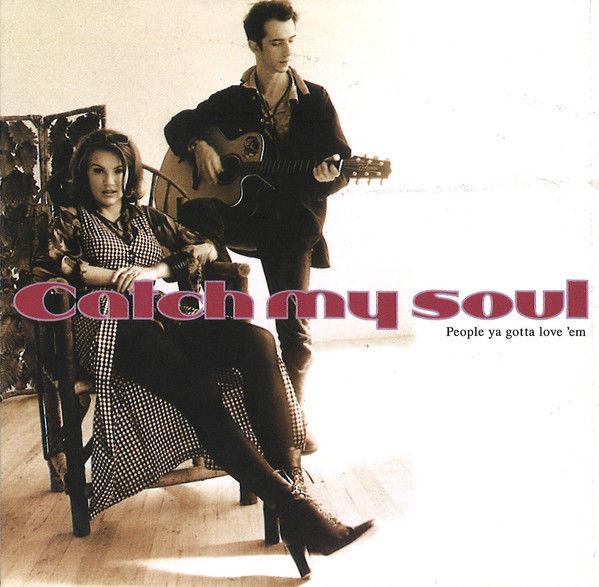 cd Catch My Soul ?? People Ya Gotta Love 'Em (etat neuf) 4 Martigues (13)