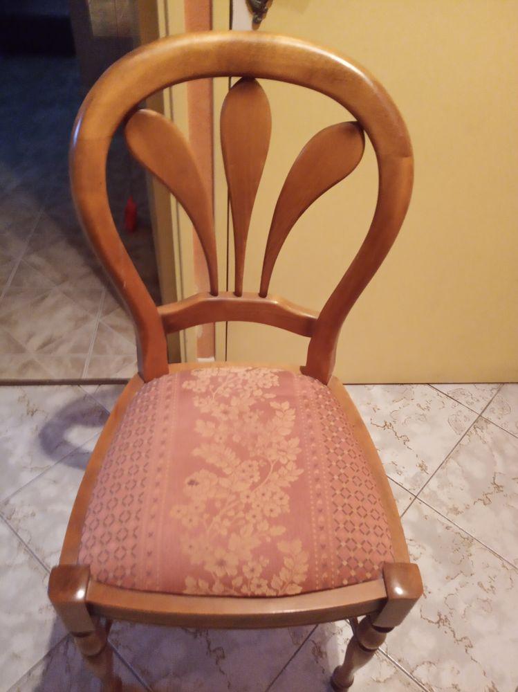 Cause deces chaises 25 Toulon (83)
