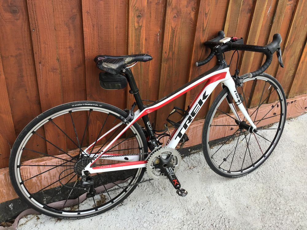 Cause santé vélo course Trek Doman 800 Montfuron (04)