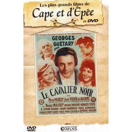 DVD LE CAVALIER NOIR - Georges GUETARY 9 Nantes (44)