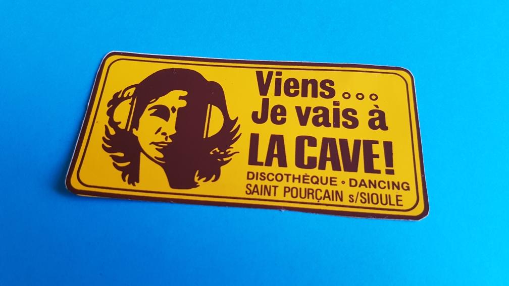 LA CAVE !