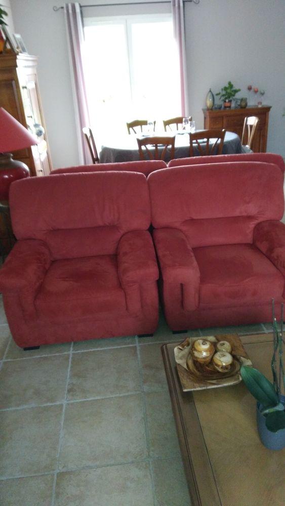 cède 2 fauteuils haut de gamme  150 Nouan-le-Fuzelier (41)
