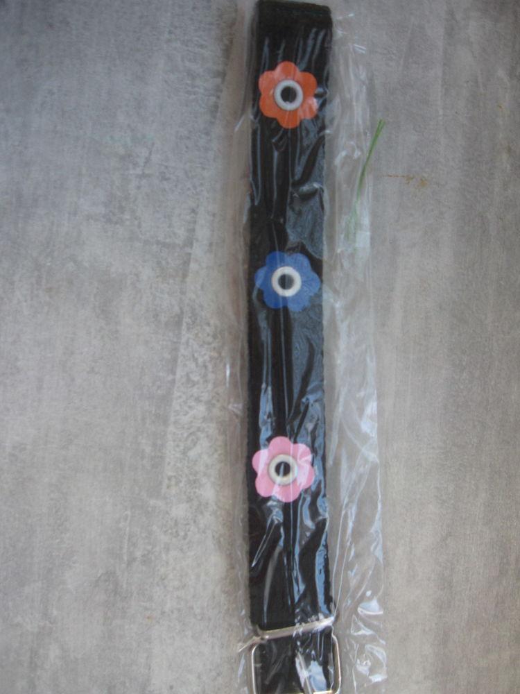 Ceinture fille à fleurs multicolores 75cm 3 Saint-Jean-Pla-de-Corts (66)