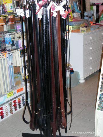 Lot de ceintures en cuir neuve 300 Saint-Martin-au-Laërt (62)
