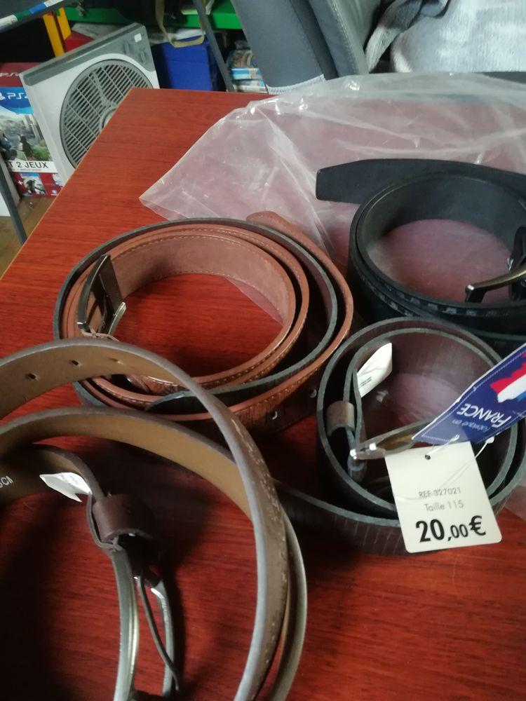 Lot de 3 ceintures  15 Pantin (93)