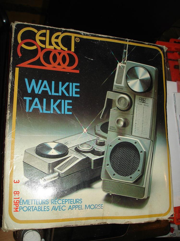 celect 2000 walkie talkie 28 Montigny-lès-Metz (57)