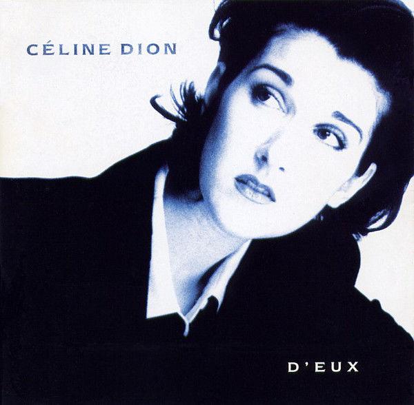 cd Céline Dion  D'Eux 'état neuf) 5 Martigues (13)
