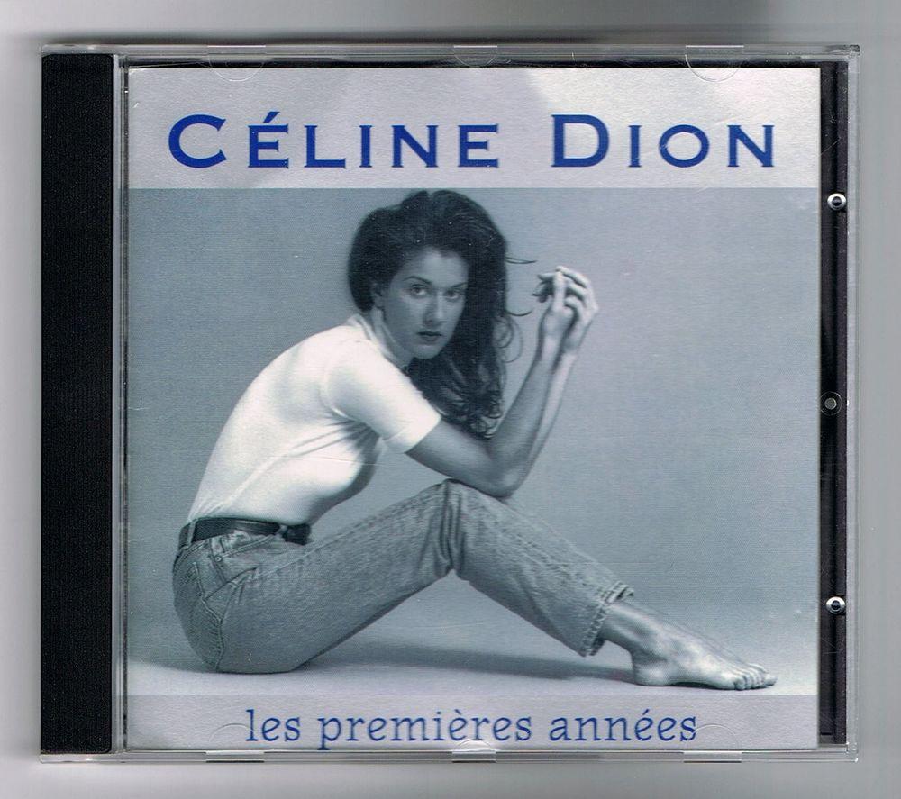 Céline DION -CD- Les Premières Années - D'amour ou d'amitié 5 Tourcoing (59)