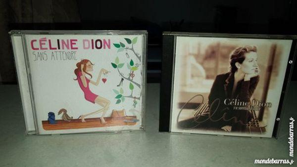 2 CD Céline Dion CD et vinyles