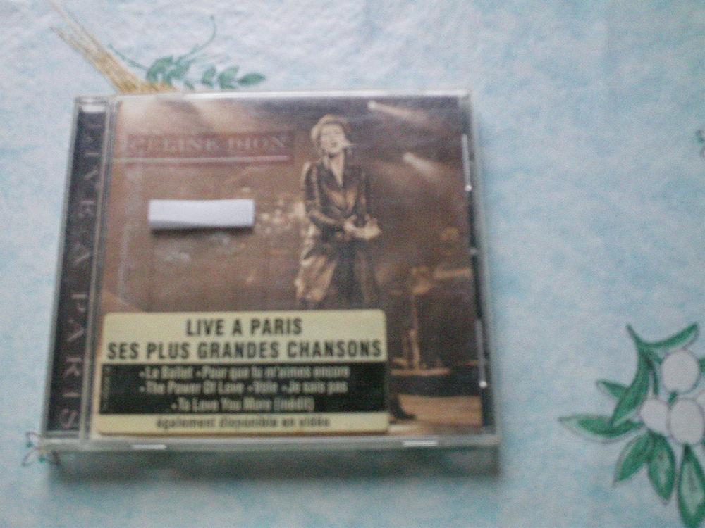 CD CÉLINE DION CD et vinyles
