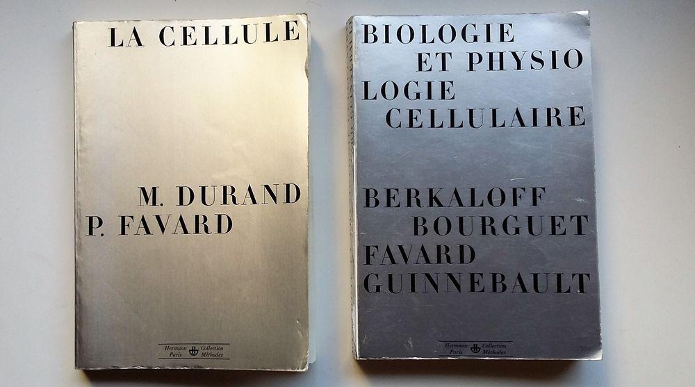 La Cellule / Biologie & physiologie cellulaire 2 Bougival (78)