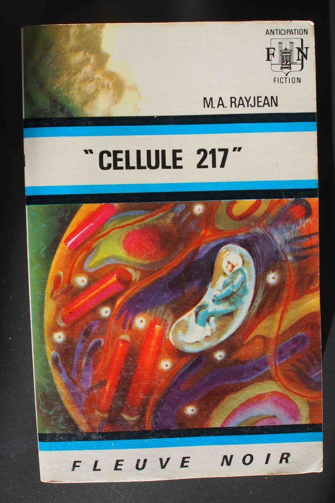 Cellule 217 - M.A. Rayjean, Livres et BD