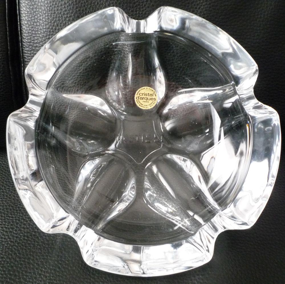 Cendrier Cristal d Arques Pastis 51 10 Dole (39)