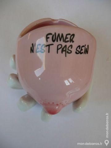 Cendrier humoristique 5 Le Pontet (84)