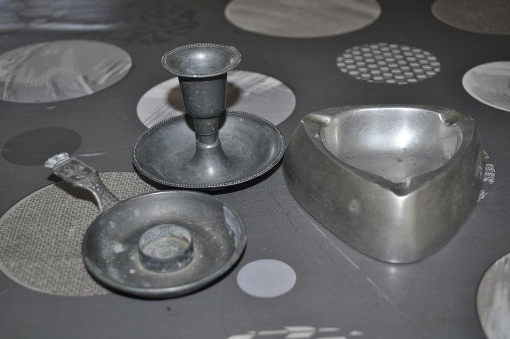 Cendrier en métal, acier 5 Perreuil (71)
