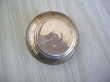 Cendrier métal argenté Décoration