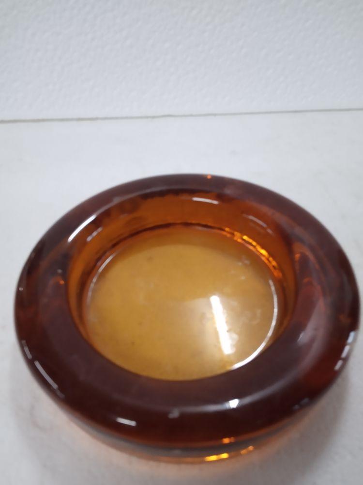 Cendrier en pate de verre 4 Le Creusot (71)