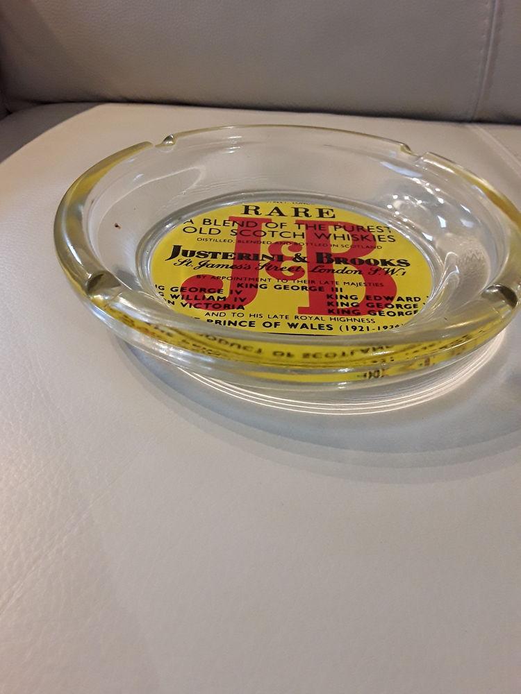 Cendrier scotch Whiskies JB 10 Halluin (59)