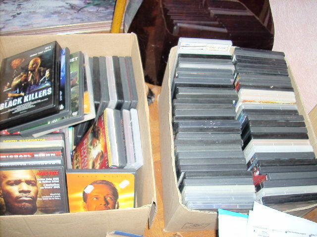 une centaine de dvd 30 Les Andelys (27)