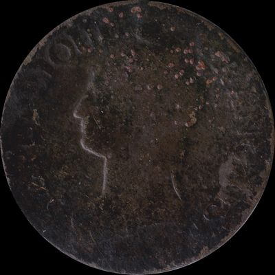 5 centimes Dupré an 8 A Paris 6 Couzeix (87)