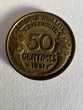 50 centimes de francs 1931 Morlon.