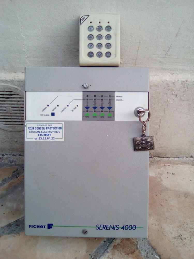 centrale d'alarme 100 Cagnes-sur-Mer (06)