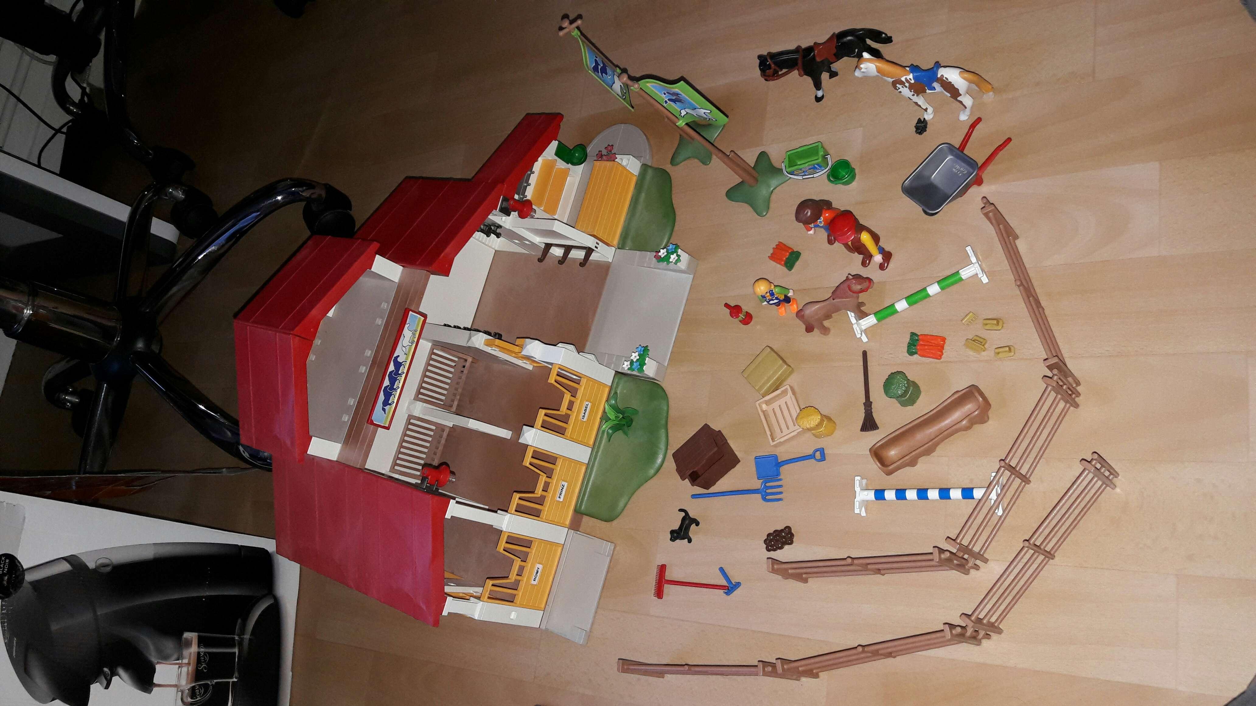 Centre équestre playmobil 4190 40 Hoymille (59)