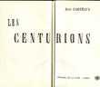 Les centurions - Jean Lartéguy,