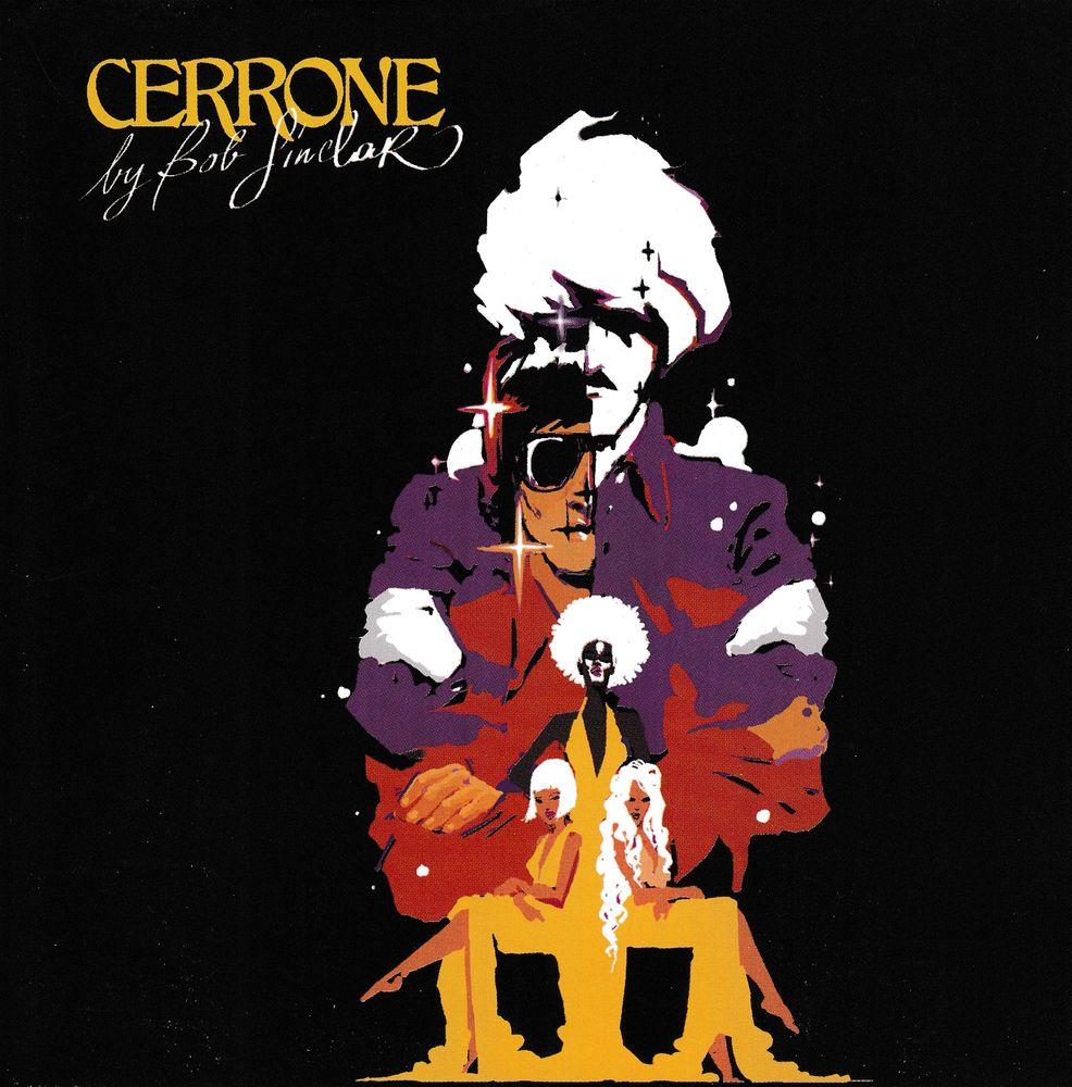 CD        Cerrone By Bob Sinclar 6 Antony (92)