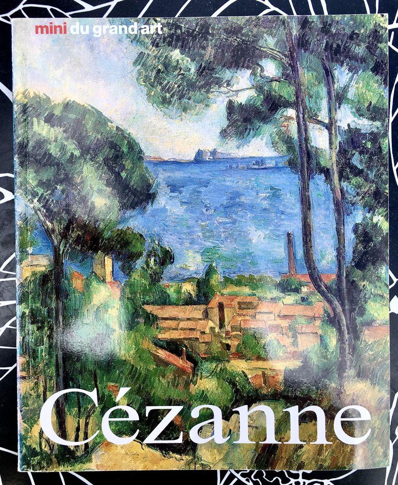 Cézanne par Nicola Nonhoff; livre d'art broché Neuf, 96 p 4 L'Isle-Jourdain (32)