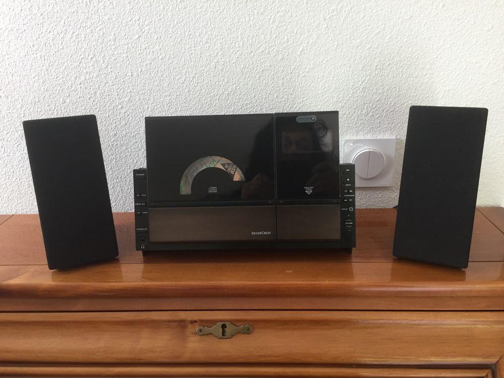 Chaîne hi-fi silvercrest Audio et hifi