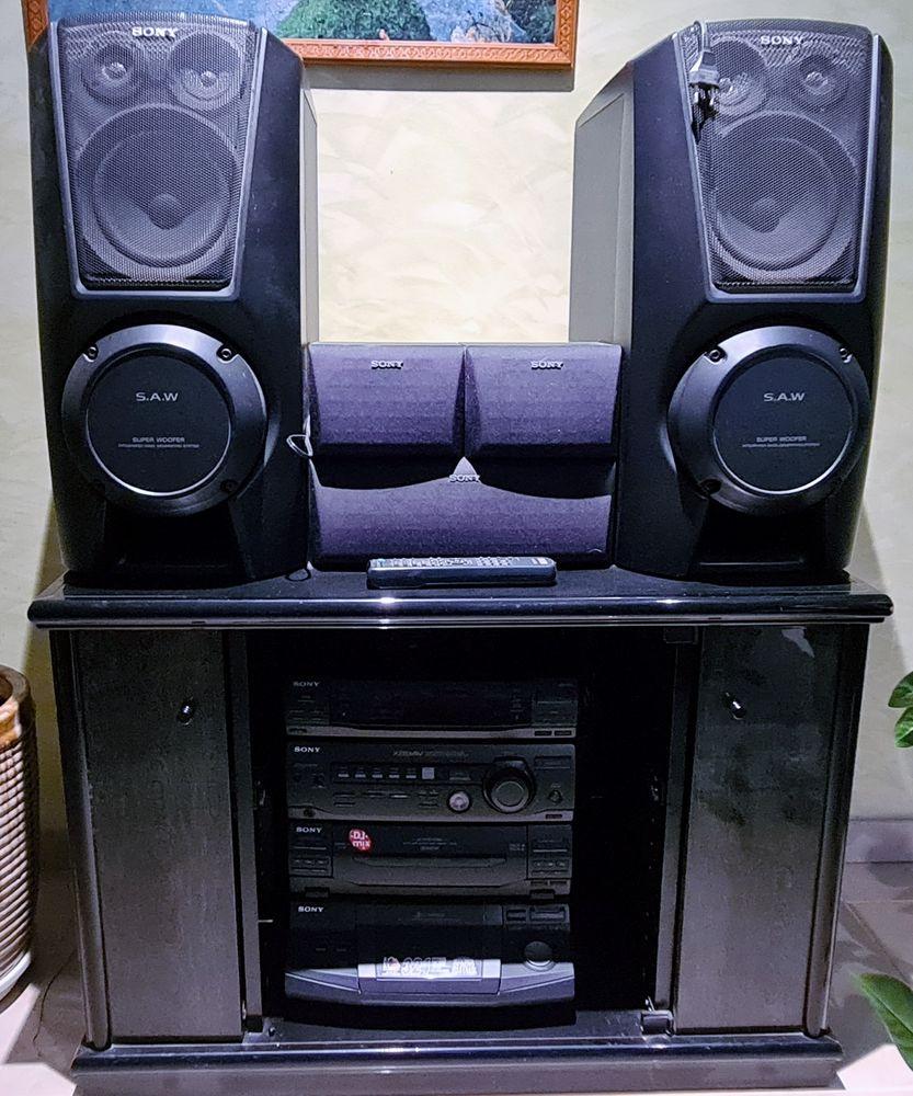 Chaine Hi-Fi Stéréo System SONY 250 Murviel-lès-Béziers (34)