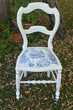 chaise ancienne bleuet 50 Randan (63)