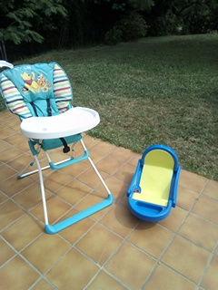 chaise et baignoire bebe 100 La Seyne-sur-Mer (83)