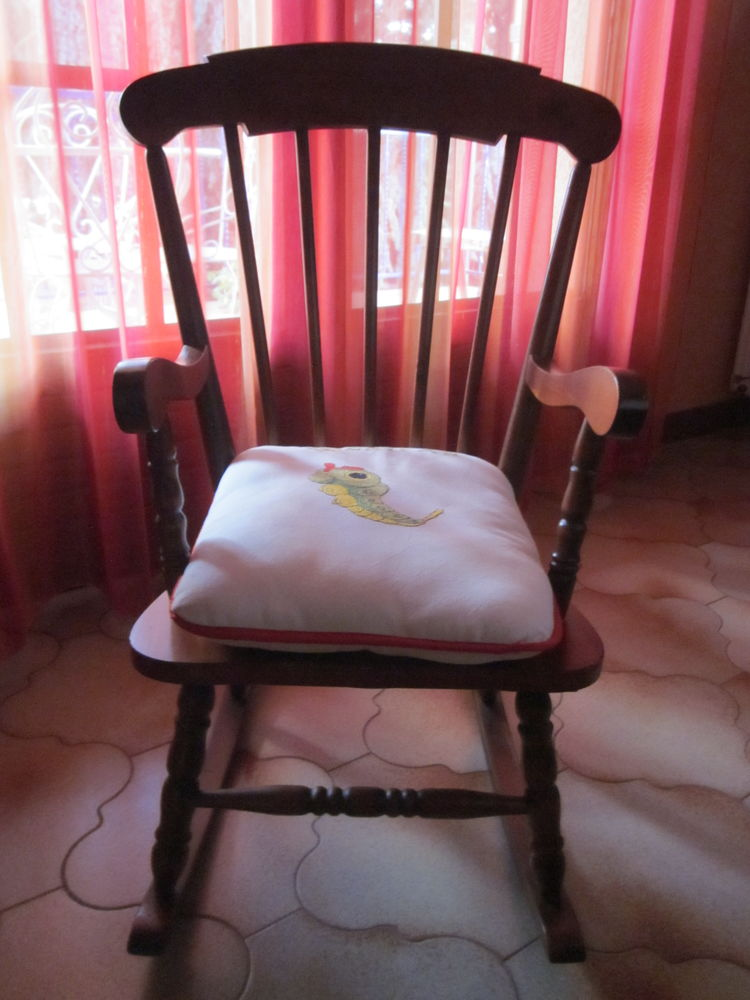 Chaise bascule enfant 20 Bessières (31)