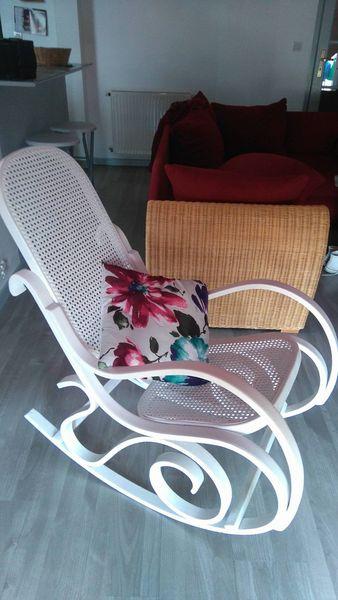 Chaise à bascule ou rocking-chair  50 Forbach (57)