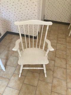 Chaise a bascule  10 Fox-Amphoux (83)