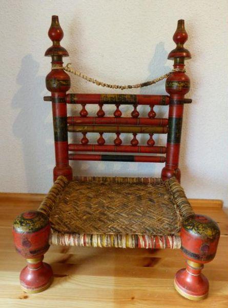 Chaise basse punjabi 150 Grenoble (38)