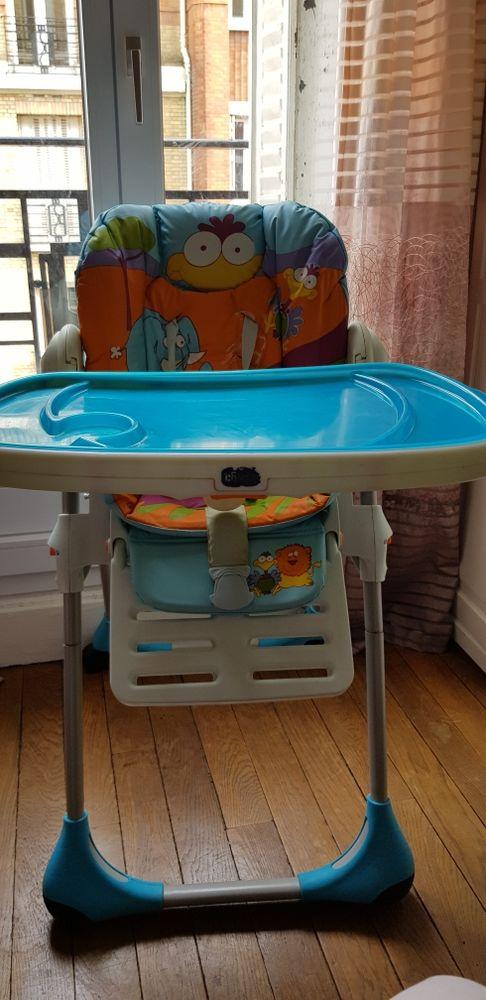 chaise  bébé à manger chicco 40 Montrouge (92)
