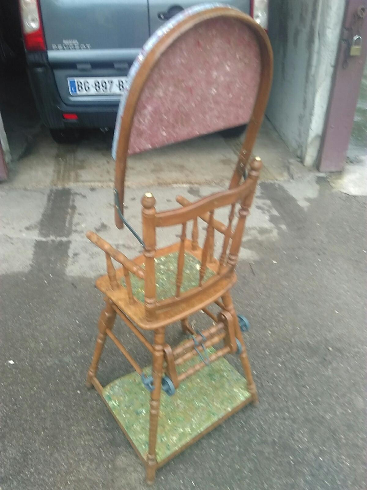 chaise de bébé 30 Traînel (10)