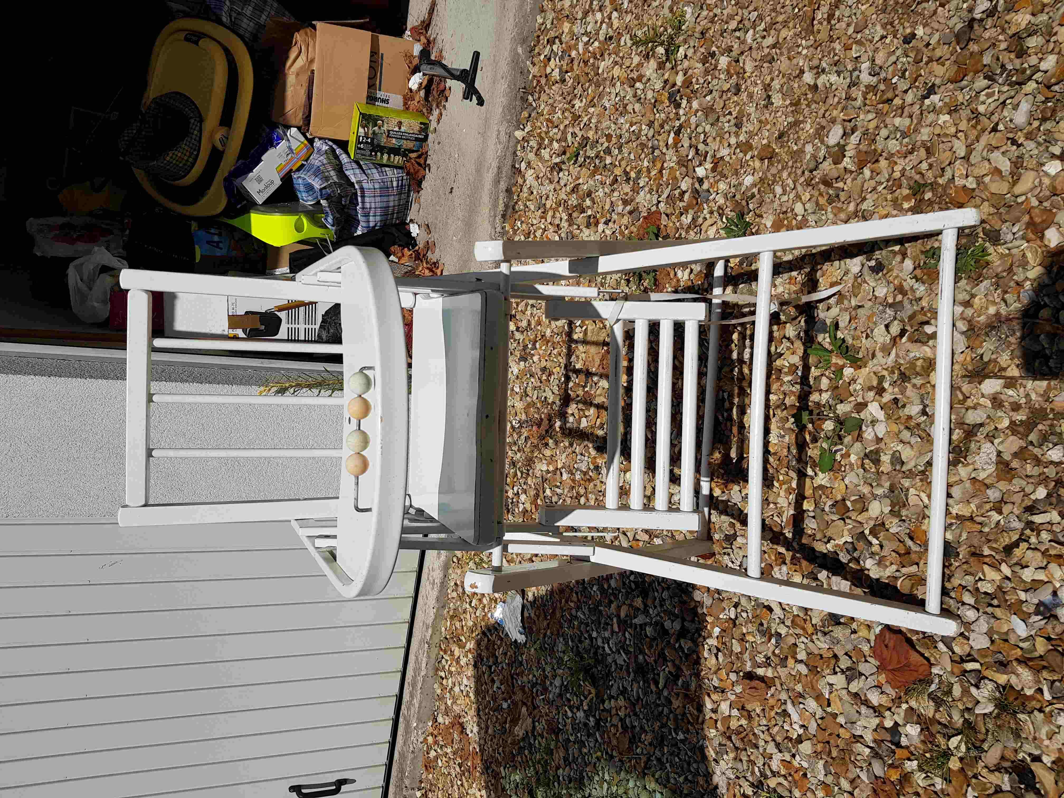 Chaise bébé 20 Les Mureaux (78)