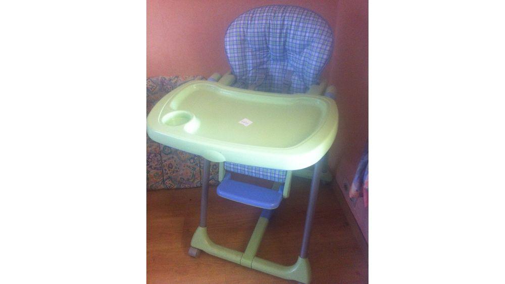 Chaise bébé 45 Saint-Maximin (60)