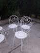 chaise bistro Jardin
