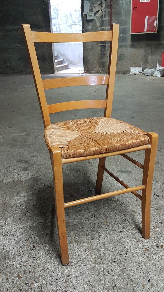 Chaise en bois 10 Meudon (92)