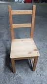 Chaise en bois 5 Meudon (92)